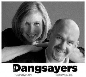 Andy Ard & Jill Teas are The Dangsayers!